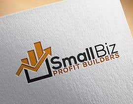 "#32 for I need a logo for my newsletter called ""Small Biz Profit Builders"".    Logo should have both and image and text. Something money related would be acceptable. by Design4cmyk"