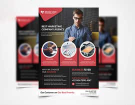 nº 5 pour Design profesional and clean looking Half page flyer for business promotion. Hydroseeding is the scope of business. par rrtvirus