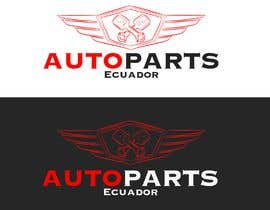 #127 for Logo  autoparts ecuador by mario91sk