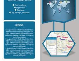 Nro 12 kilpailuun Design a Brochure käyttäjältä alam669