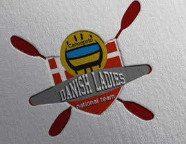 #39 for Build me a logo for the national danish ladies canoepolo team by midouu84
