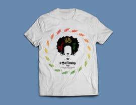 #4 cho Graphic for  t shirt silk screen bởi Wiwastefa