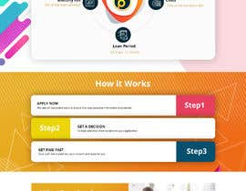 #20 for Photoshop design for a finance website by akminfo
