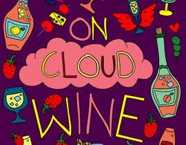 #10 for On Cloud Wine Coloring Book Covers af ashleylytle13