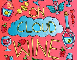#32 for On Cloud Wine Coloring Book Covers by morshedulkabir