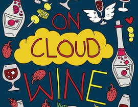 #14 for On Cloud Wine Coloring Book Covers af colorfame