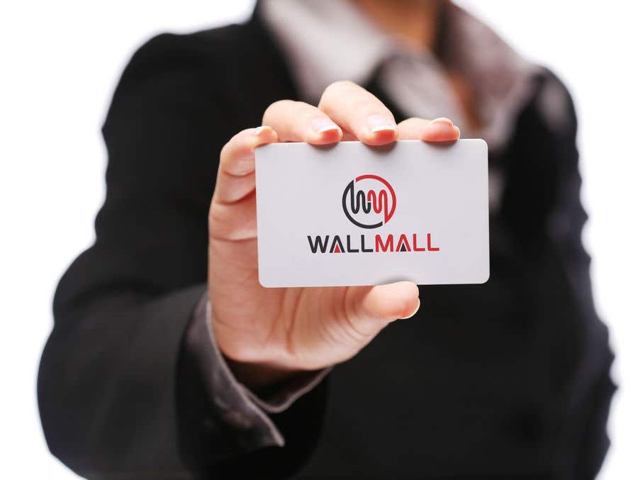 Contest Entry #157 for WallMall - Logo Restyling