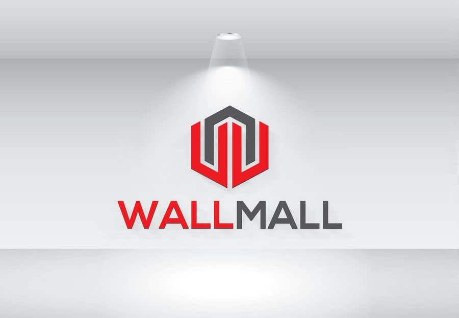 Contest Entry #163 for WallMall - Logo Restyling