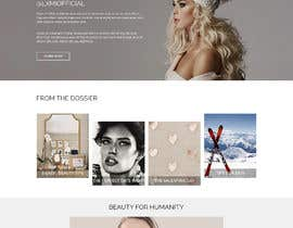 nº 39 pour Homepage Redesign for Luxury Skincare Brand par veletechnosoft