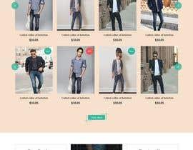 #11 dla Design a website Landing page przez palashchandrawp