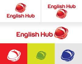 mastasoftware tarafından English Hub Logo Contest için no 614