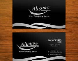 #137 for design a business card for a small company by SondipBala