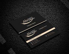 #153 for design a business card for a small company by Monirjoy
