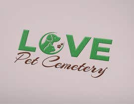 #302 for Design a Logo Love Pet Cemetery by Kamrunnaher20