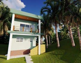 #22 untuk residential building external colour design (nautical theme) oleh rahat588