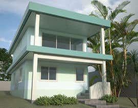 #20 untuk residential building external colour design (nautical theme) oleh frisa01