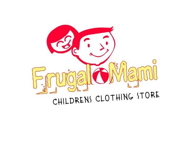 Proposition n°2 du concours Logo design for childrens clothing store