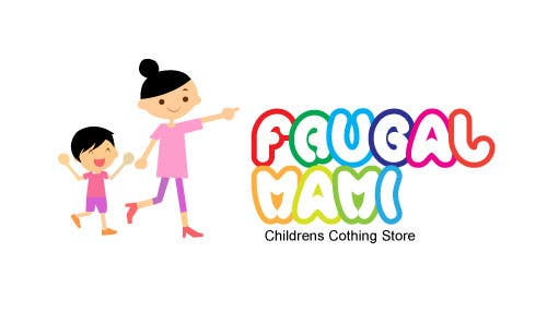 Proposition n°54 du concours Logo design for childrens clothing store