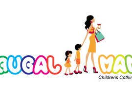 nº 69 pour Logo design for childrens clothing store par Alluvion