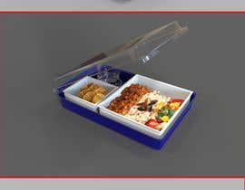 #22 for Custom airline food packaging by mangugeng