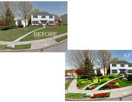 #1 for Add architectural landscaping design elements to stock photos by Rabby00