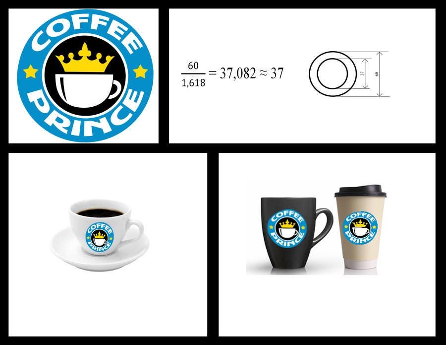 Конкурсная заявка №156 для Logo Design for Coffee Prince