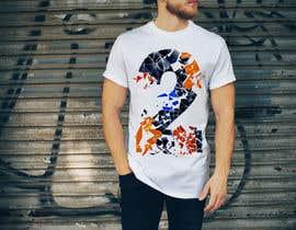 Nro 444 kilpailuun t-shirt graphics käyttäjältä AsifAhmedArif