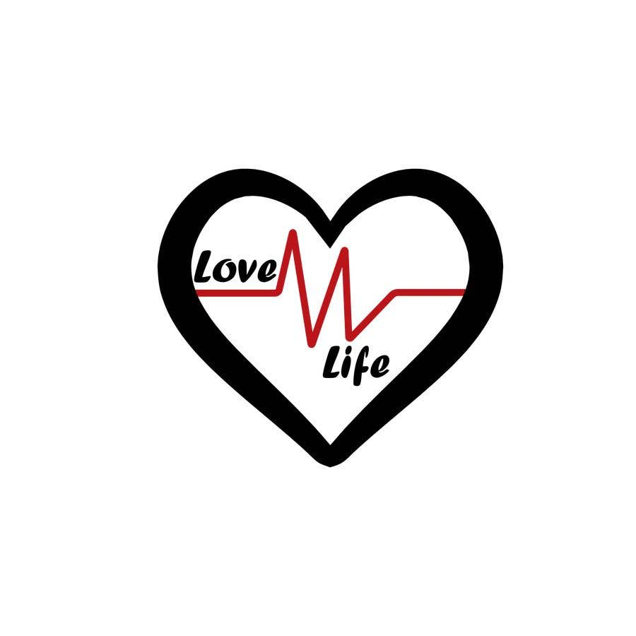 Entry 294 By Jayed14 For Love Life Heart Logo Freelancer
