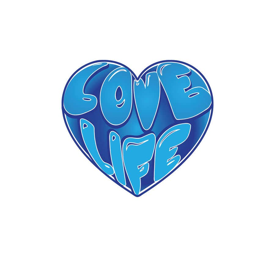 Entry 947 By Natachahoskins For Love Life Heart Logo Freelancer