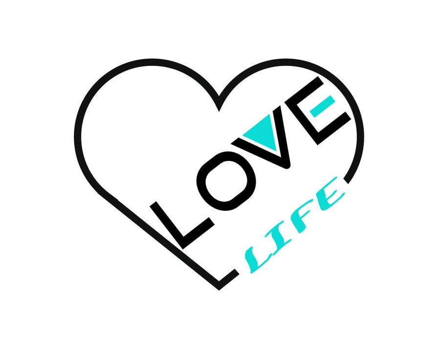 Entry 1078 By Alomkhan21 For Love Life Heart Logo Freelancer