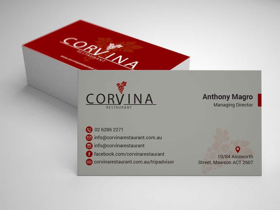 Konkurrenceindlæg #367 for Design some Business Cards