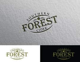 #133 cho Southern Forest Cider Co. Logo bởi Rainbowrise