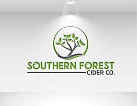 #219 cho Southern Forest Cider Co. Logo bởi rabiulislam6947