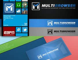 "#295 para Logo Design for ""MultiBrowser"" por Anamh"
