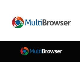"#111 for Logo Design for ""MultiBrowser"" by dianabol100"