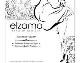 #34 for Create a scarf packaging design. af eling88