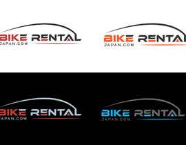 #45 for Design a Logo for BIKE RENTAL JAPAN . COM by ashrafulhuque22