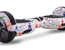 #23 for Hoverboard Kids Design by PlutusEnt