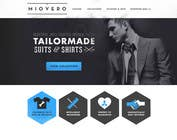 Website Design Contest Entry #13 for HOMEPAGE DESIGN FOR MIOVERO - and future work, read descriptions.