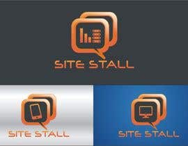 #80 for Logo Design for SiteStall - Web Hosting Business by ZahidAkash009