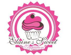 #48 untuk Design a Logo for Elaine's Sweet Temptations oleh webpixel
