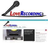 Contest Entry #90 for Logo Design for LoveRecording.com