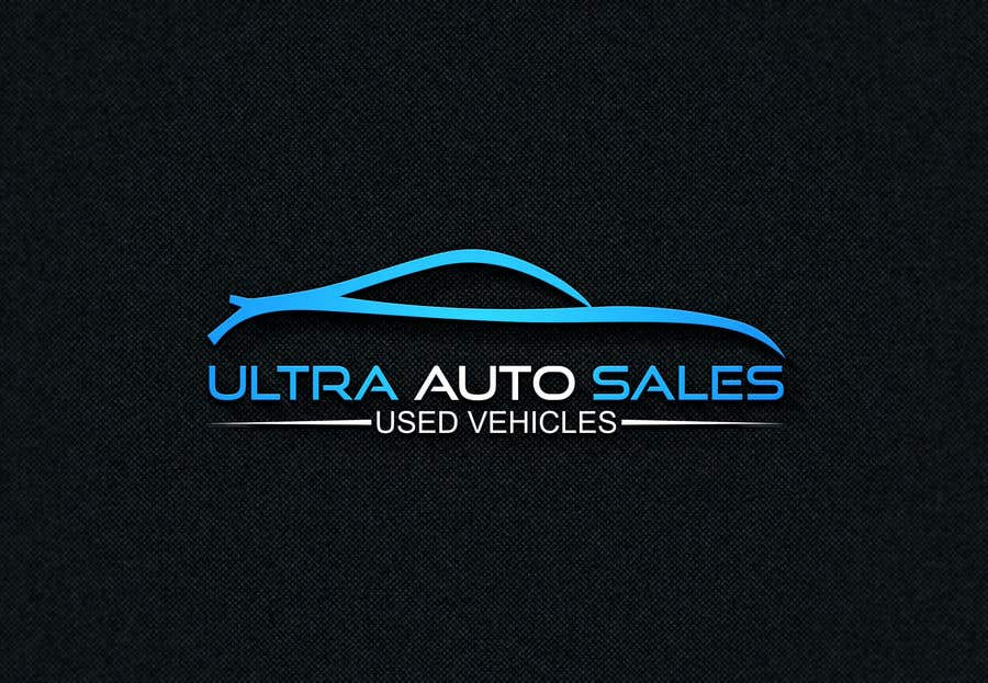 entry 128 by chanboru333 for design a logo for a used car dealership called ultra auto sales freelancer freelancer