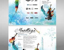 #39 for Brochure for classical music event with kids by Lilytan7