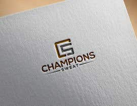 #643 for Design a Logo 'Champions Sweat' by AliveWork