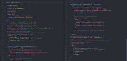 Imagem de                             Create a pure JavaScript impleme...