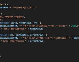 #2 for Create a pure JavaScript implementation of jQuery $.ajax() by et4m1r