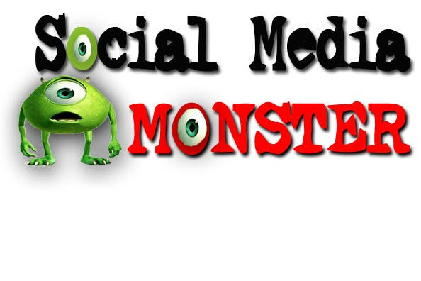 #45 for Graphic Design for The Social Media Monster by kalderon