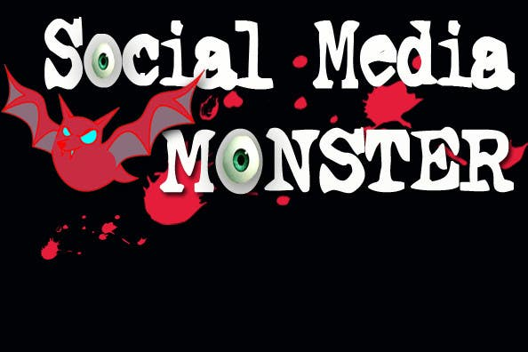 #48 for Graphic Design for The Social Media Monster by kalderon