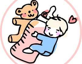 Nro 1 kilpailuun website for baby products logo design contest käyttäjältä SltBunny